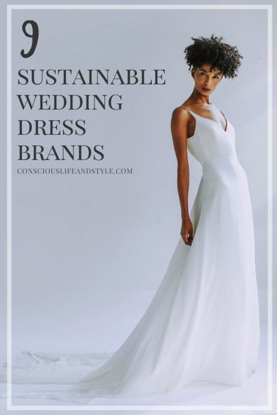 9 Sustainable Wedding Dress Brands - Conscious Life & Style