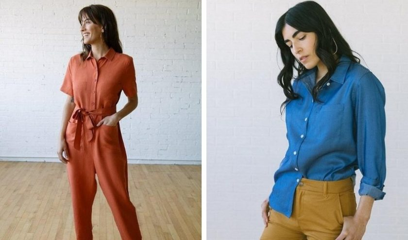 Eco-friendly clothing from Tradlands made with TENCEL™