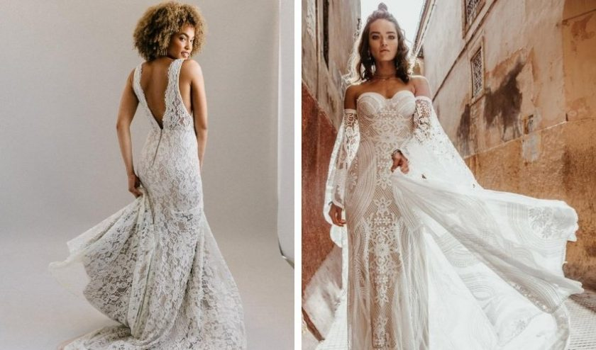 like-new pre-loved secondhand wedding dresses from LVD bridal