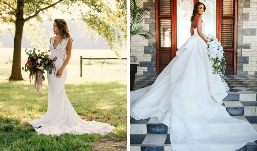 secondhand wedding dresses from borrowing magnolia