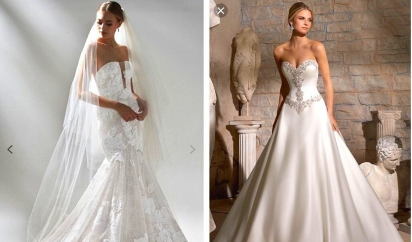 secondhand wedding dresses from bride2bride