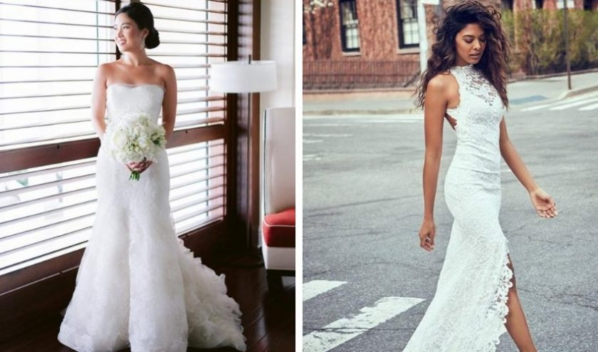 pre-loved wedding dresses from Stillwhite