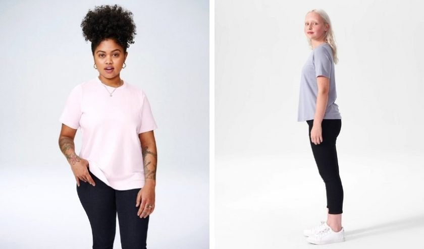 size inclusive fashion from Universal Standard