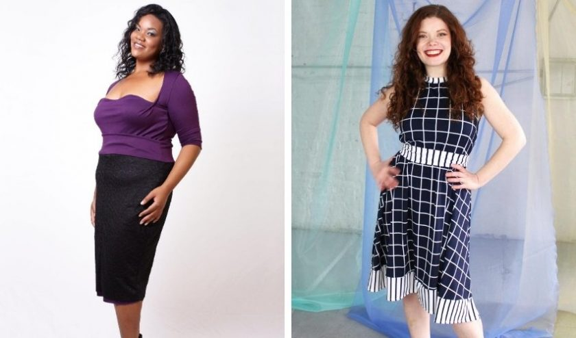 Size-inclusive ethical fashion from Smart Glamour