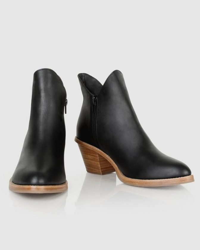 Ethical artisan-made boots from Poppy Barley