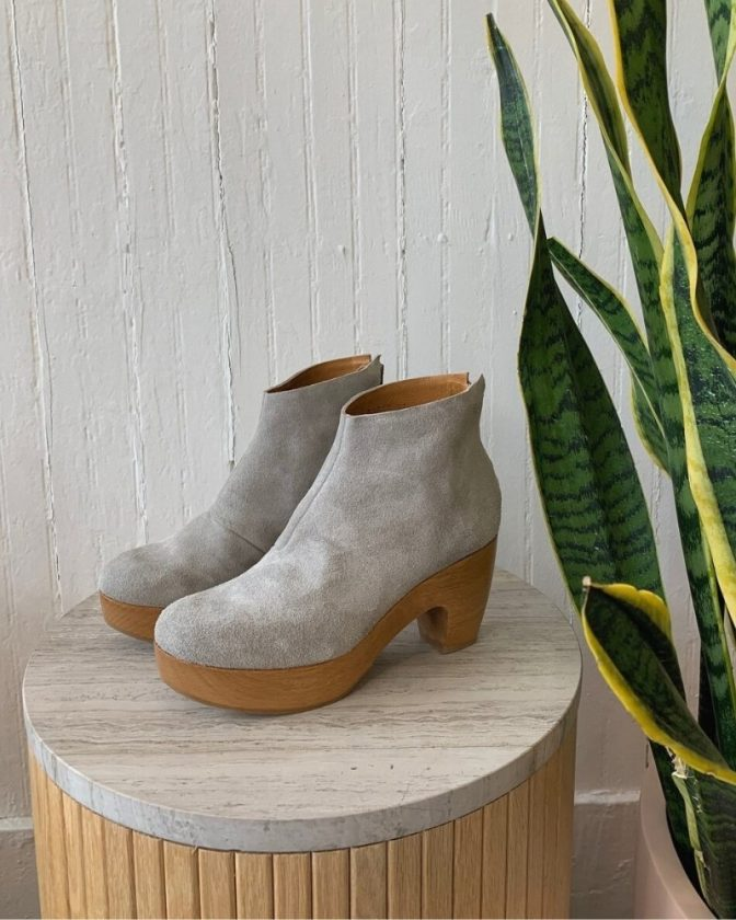 Coclico artisan-made ethical boots