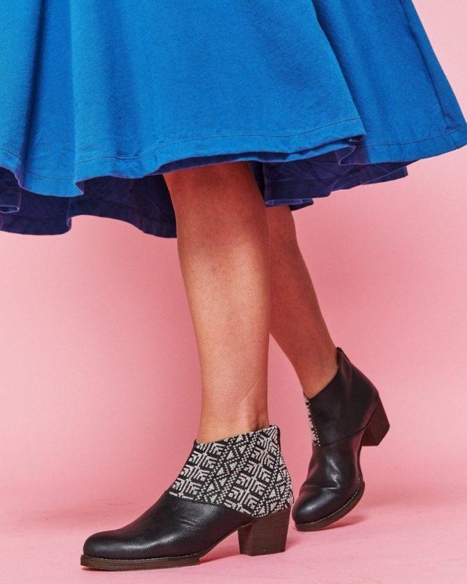 Darzah's fair trade boots