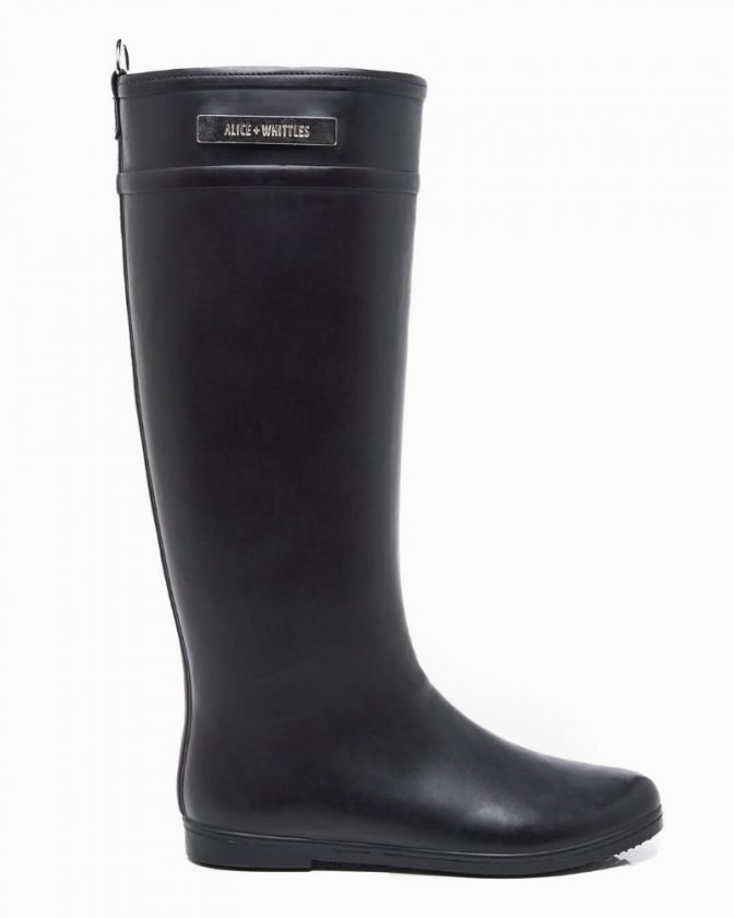 Alice and Whittles eco-friendly vegan boots
