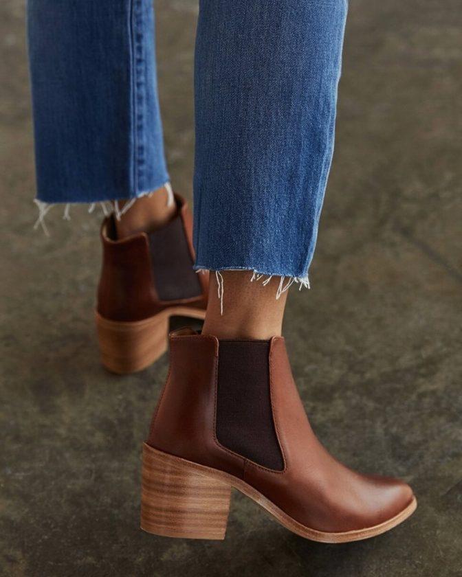Nisolo fair trade boots handmade in Peru