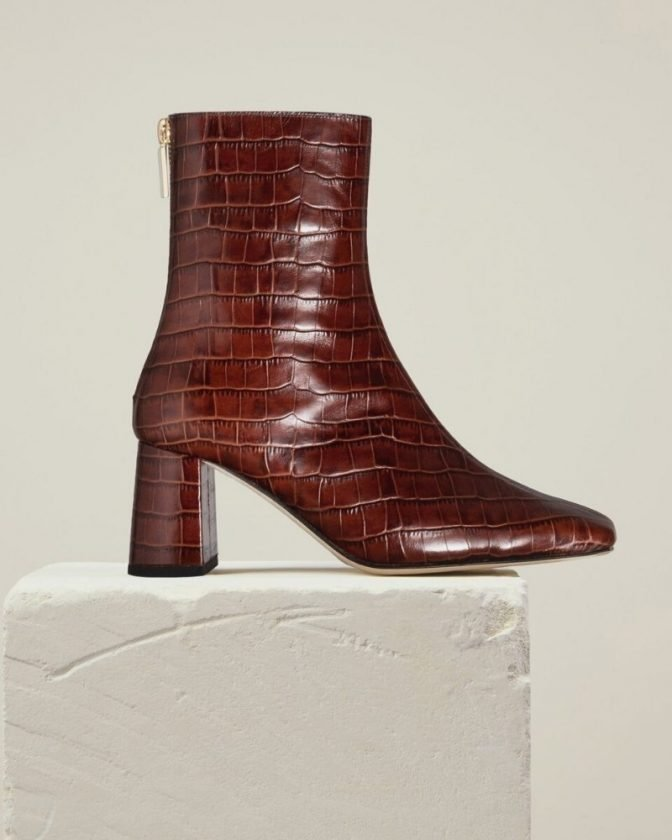 Ethical boots from Dear Frances