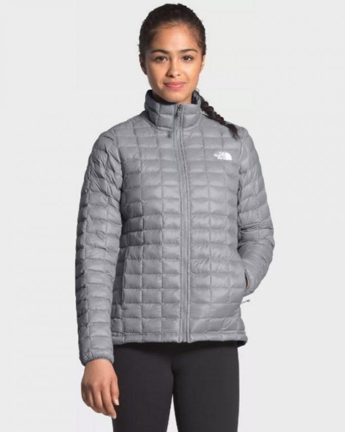 Eco friendly winter jackets from The North Face
