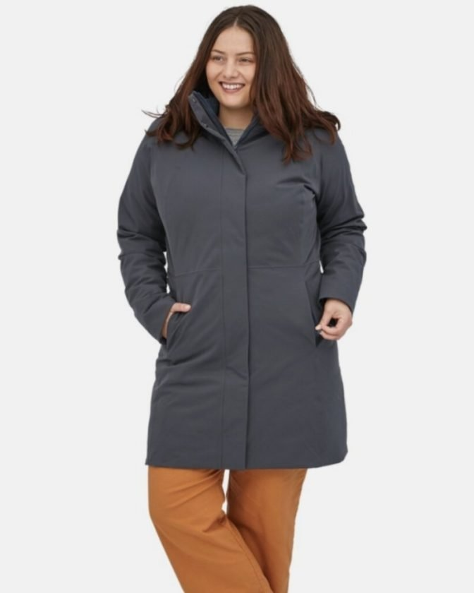 Sustainable winter parkas, coats, and jackets from Patagonia