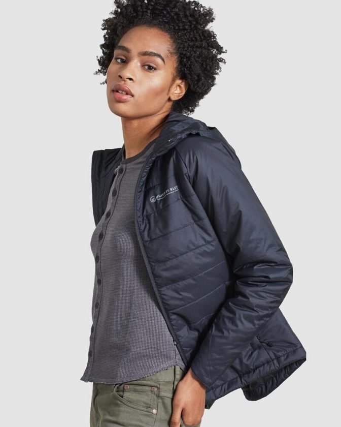 Eco friendly rain jackets, puffer coats, and men's jackets from United by Blue