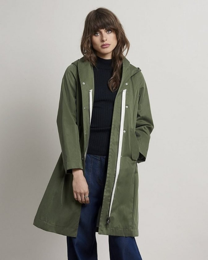 Organic eco-friendly coats from Komodo