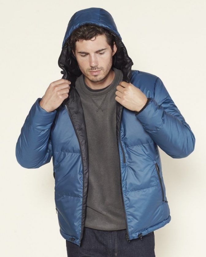 Sustainable men's jackets and outerwear from Outerknown