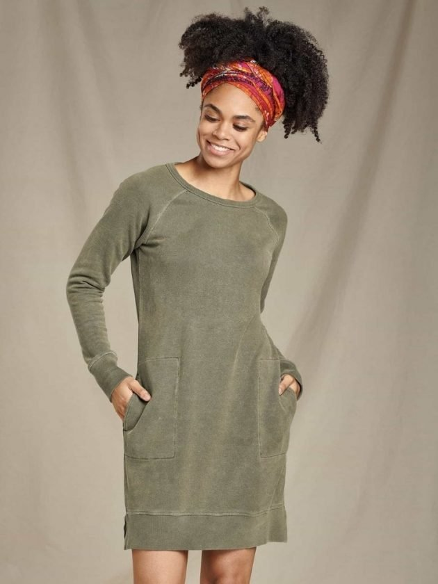 Organic cotton and hemp clothes from Toad&Co