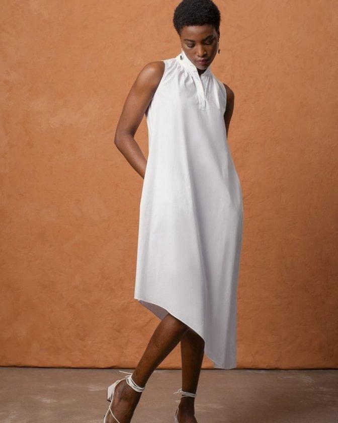 Sustainable slow fashion brand GRAMMAR NYC