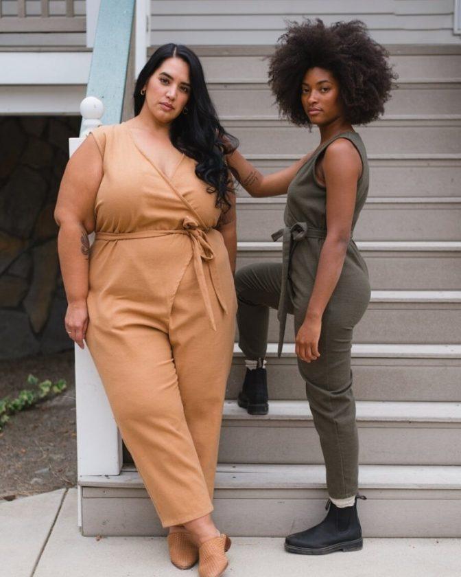 Size-inclusive slow fashion brand Sotela