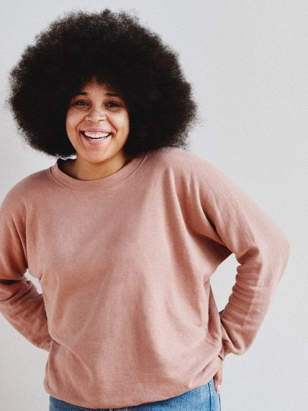 Black-owned sustainable fashion brand with hemp clothing