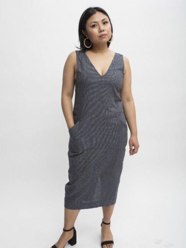 Eco hemp fashion from CHAN + KRYS