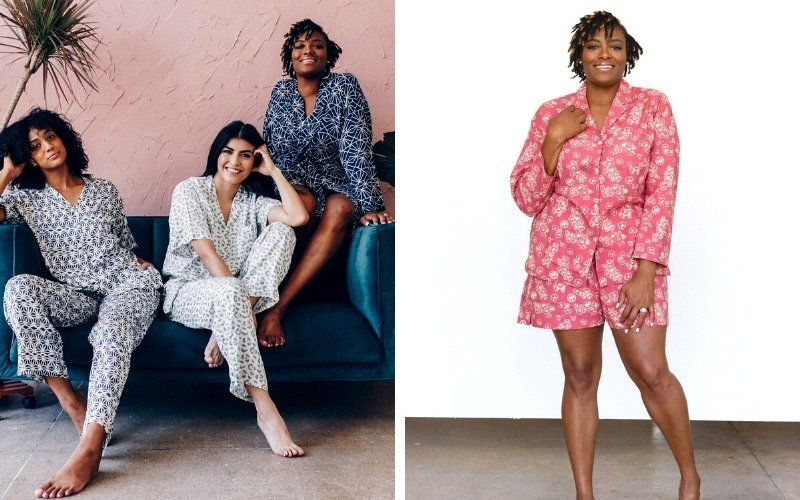 Eco-friendly and fair trade pajamas from Symbology