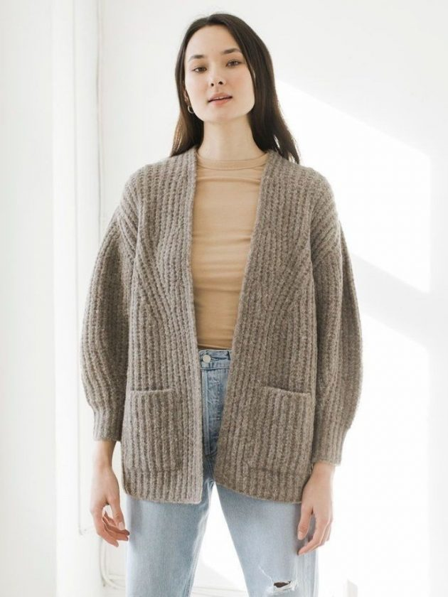 Artisan-made ethical sweaters from Bare Knitwear