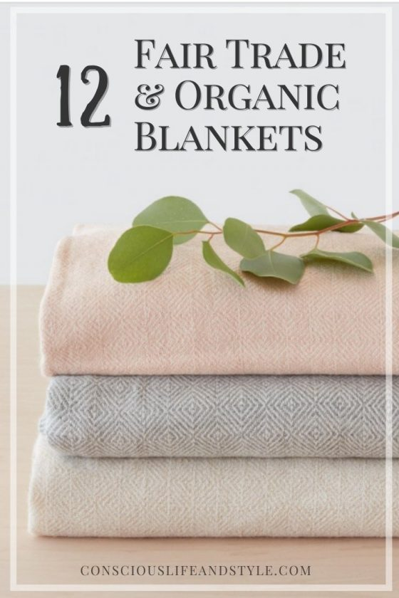 12 Fair Trade and Organic Blankets - Conscious Life and Style