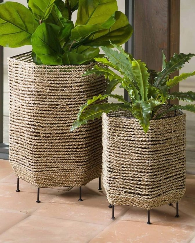 Ethical and sustainable planters, vases, and plant pots from VivaTerra