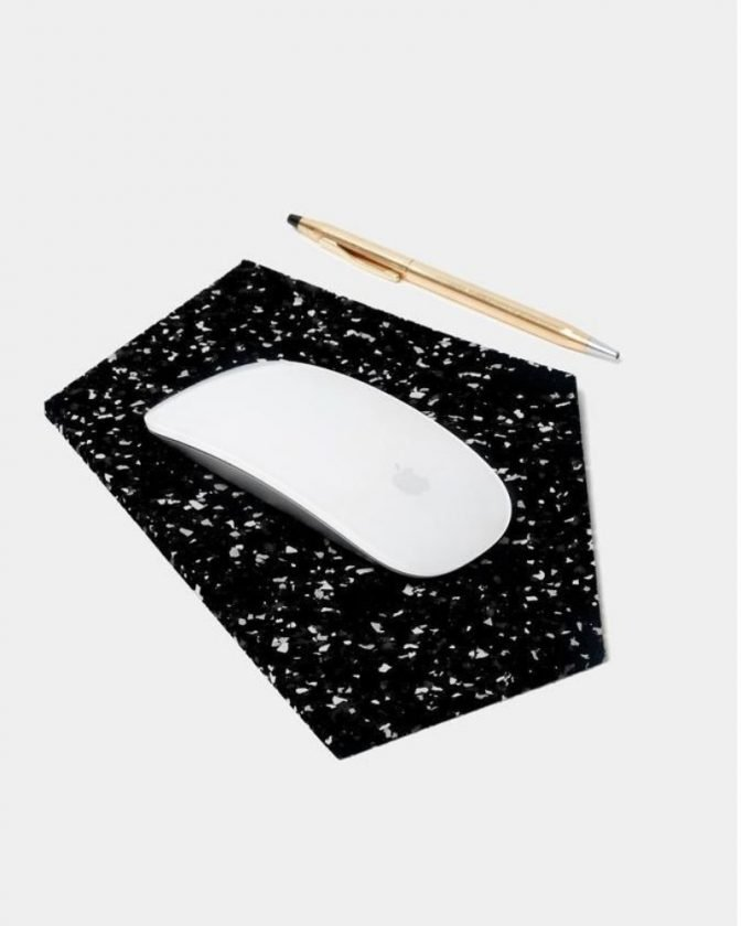 Sustainable stocking filler - recycled mouse pad
