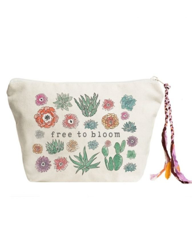 Ethical stocking stuffers - fair trade pouch