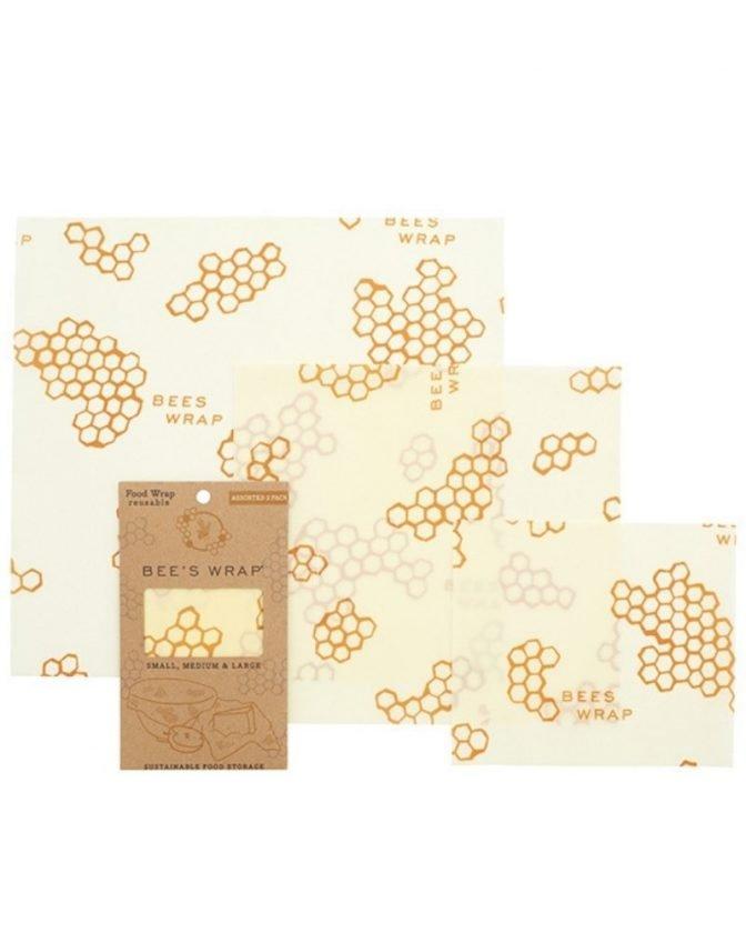 Zero waste Christmas gifts - Beeswax wraps