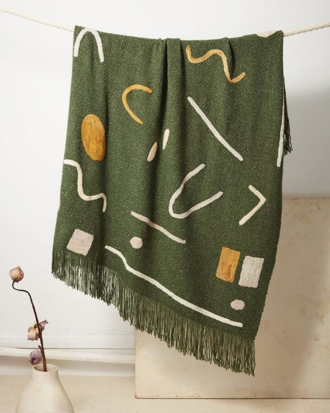 Artisan Fair Trade Blankets from Made Trade