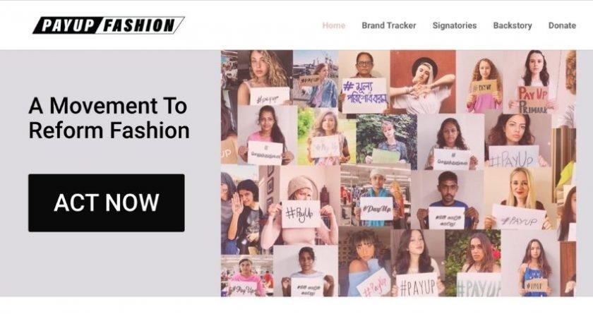 PayUp Fashion - Remake