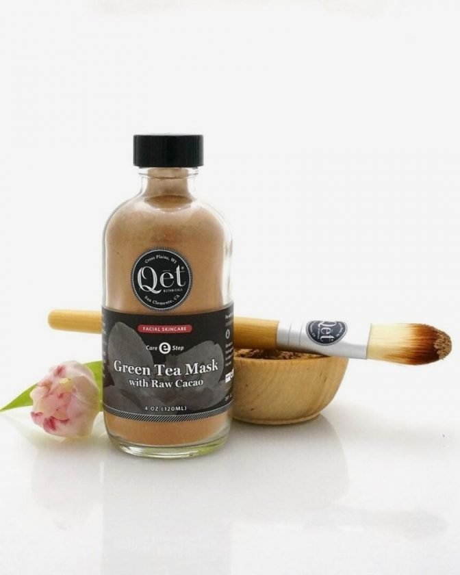 Natural and zero waste skincare from Qet Botanicals