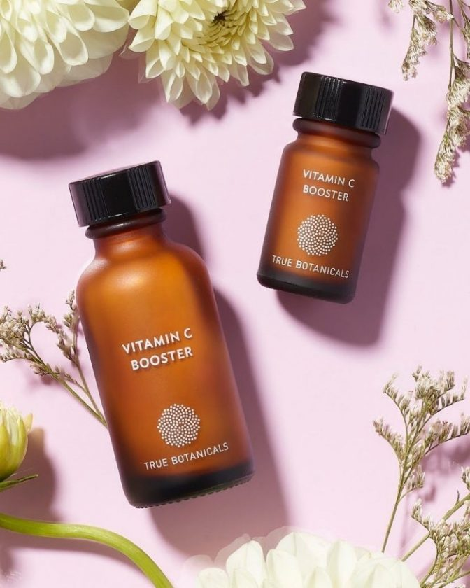 Non-toxic and zero waste skincare brand True Botanicals