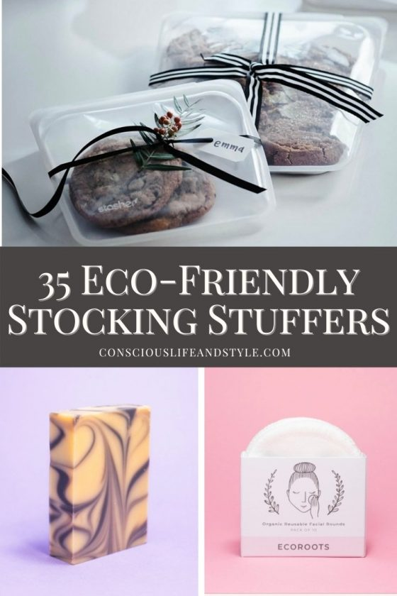 35 Eco-Friendly Stocking Stuffers - Conscious Life and Style