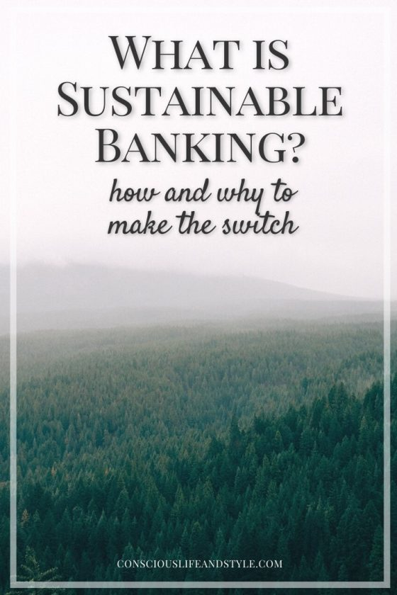 What is Sustainable Banking? How and Why to Make the Switch