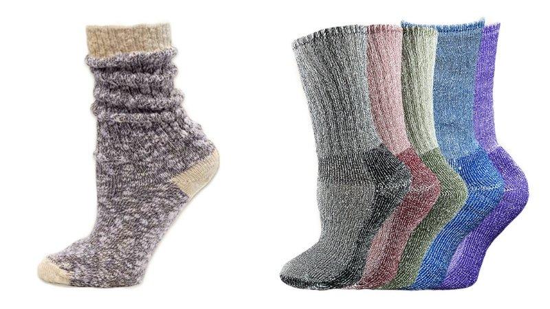 Maggie's Organics eco-friendly socks