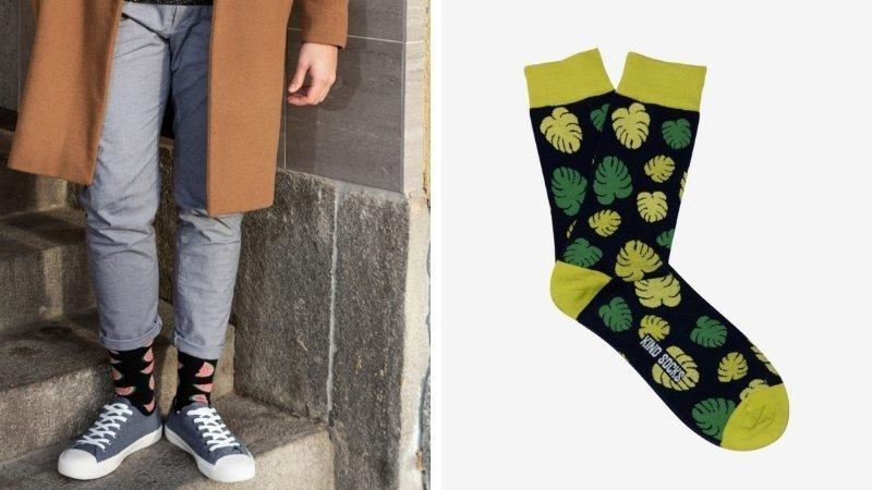 Organic socks from KIND Socks