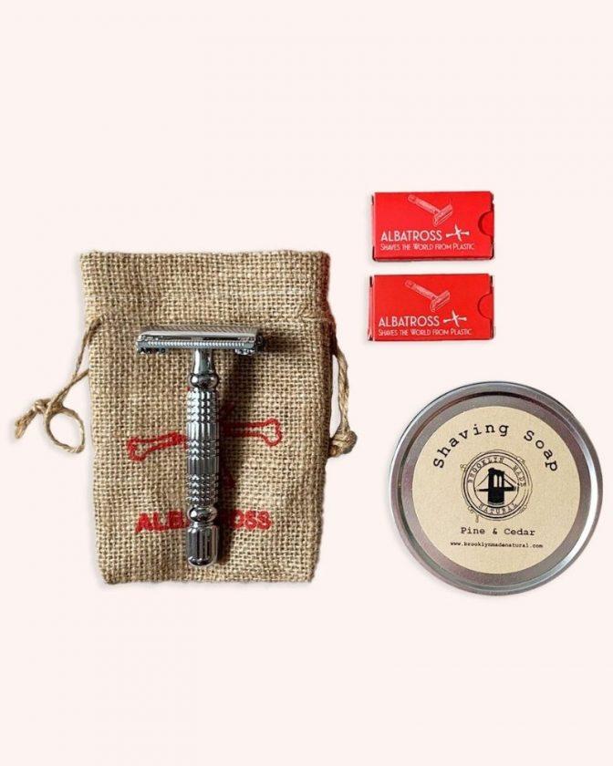 Shaving Kit from Zero Waste Store
