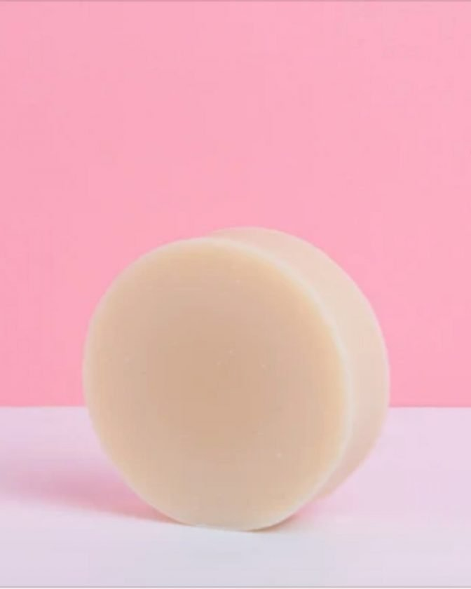 Plastic Free Shaving Soap Bar from EcoRoots
