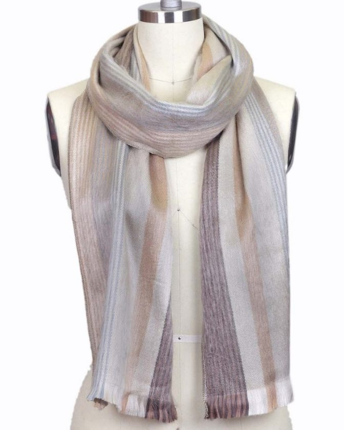 Ethical scarves, hats, and gloves