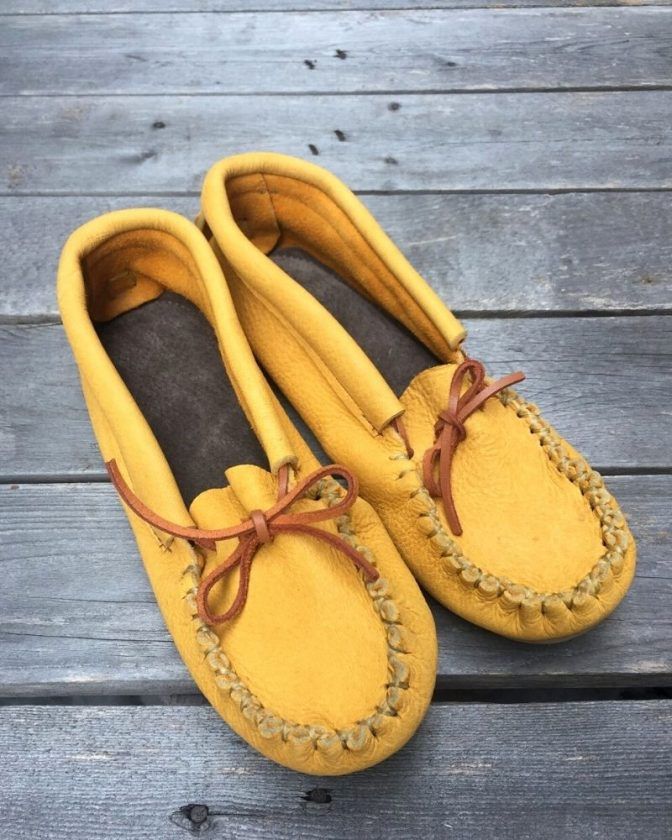 Ethical Moccasins from Jamie Gentry Designs