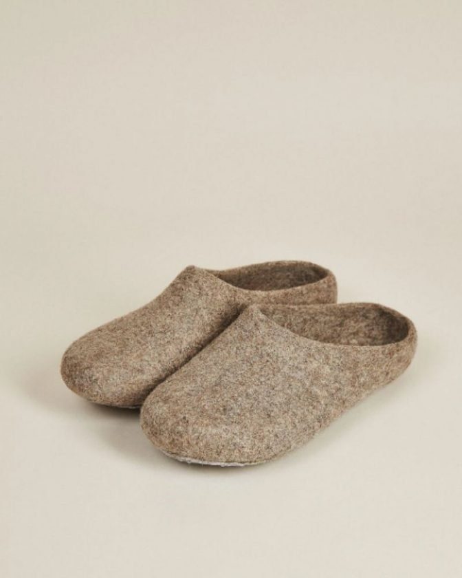 Ethical Slippers from Kyrgies