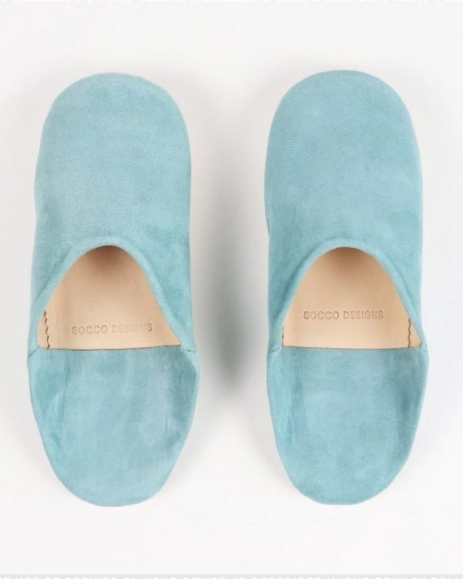 Ethical slippers from SOCCO