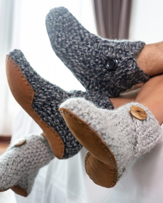 Sustainable and Ethical Slippers from Kingdom of Wow!