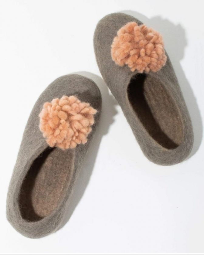 Ethical slippers from Mulxiply