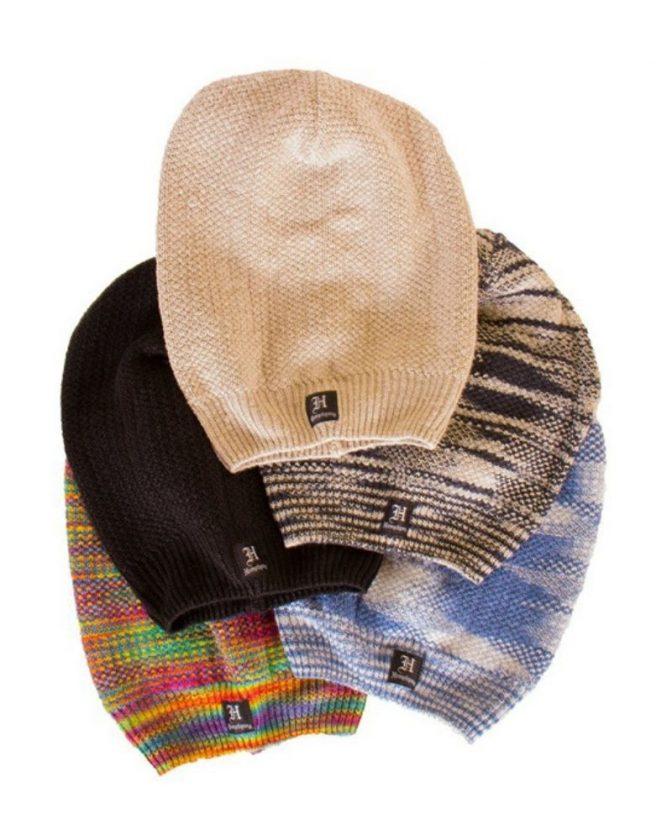 Sustainable Winter Hats from Hemptique