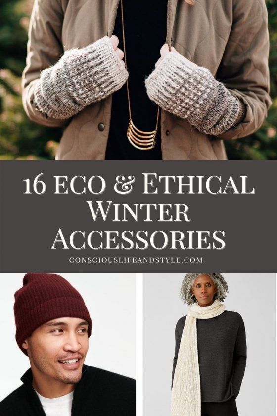16 Eco and Ethical Winter Accessories