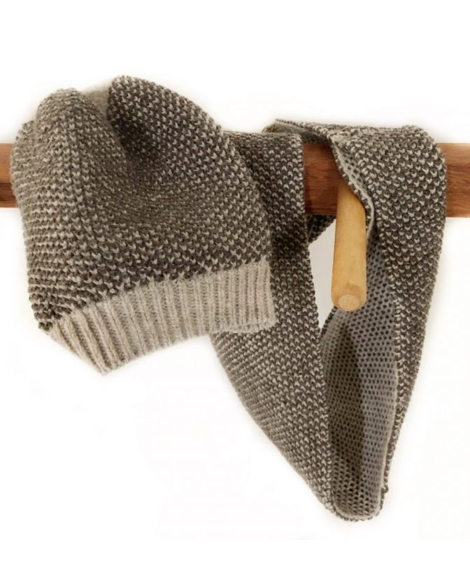 Regenerative Organic Winter Accessories from Fibershed Marketplace